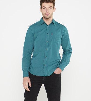 Men's Classic 1 Pocket Standard Fit Shirt