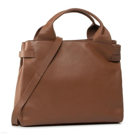 Handbag - The Ella Tan Leather