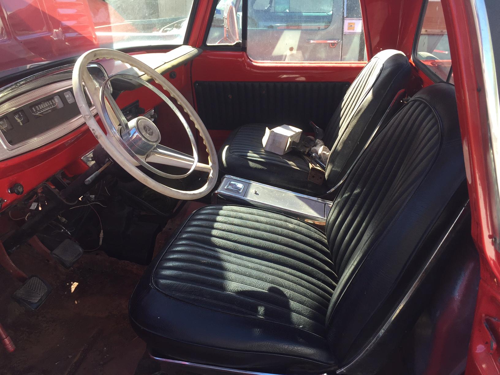 Preston S 1966 Dodge D100 Pickup Fast Freddies Rod Shop