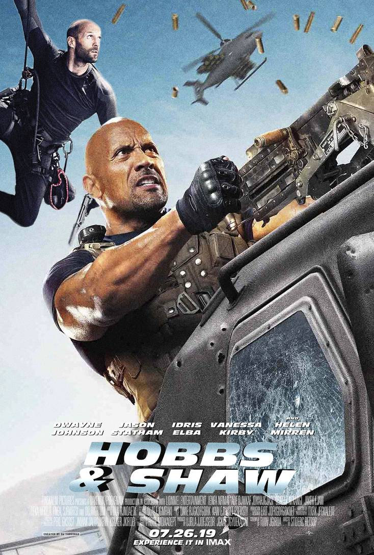 Fast And Furious Hobbs And Shaw Streaming : furious, hobbs, streaming, Download, Hobbs, Movie