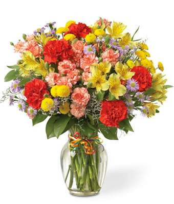 Celebrate Today Flower Bouquet