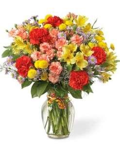 Celebrate Today Flower Bouquet