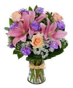 Delightful Blooms Flower Bouquet