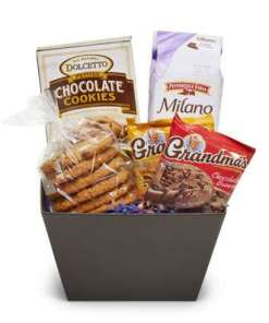 Just Add Milk Birthday Gift Basket