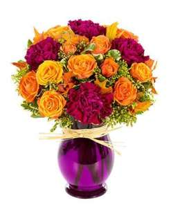 Send With Love Flower Bouquet