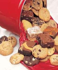 Cookie Brownie Combo