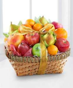 Gourmet Goodness Fruit Basket 59.99