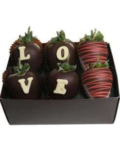 Love Chocolate Covered Berry Box 44.99