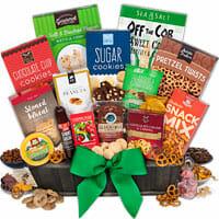 Snack Gift Basket Deluxe 99.99