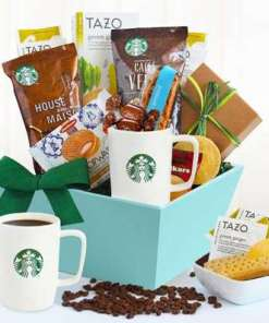 Starbucks Lover's Gift Basket 79.99
