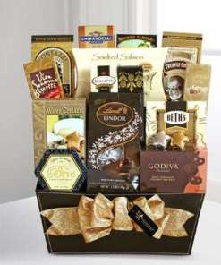 Fine Fancy Gourmet Gift Basket