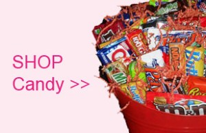 Shop Candy Baskets Same Day Delivery