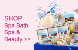 Shop Spa Bath Beauty Gift Baskets