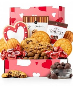 Valentines Day Snacks and Sweets