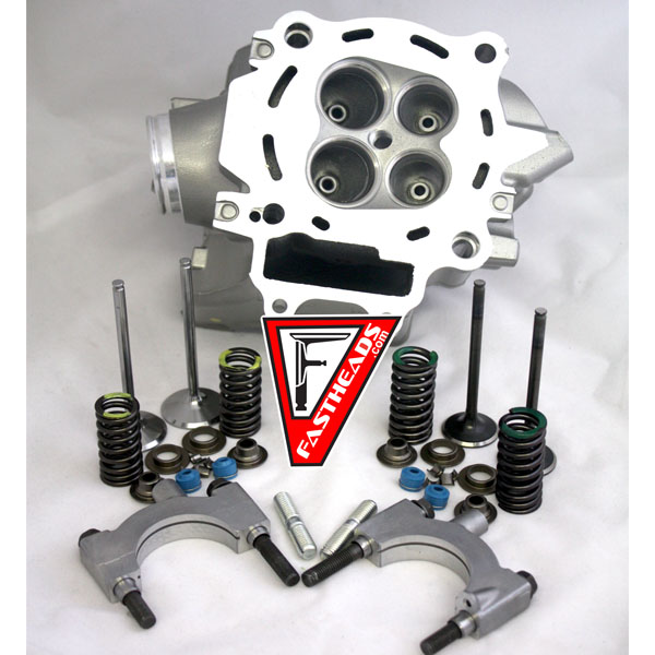 New Honda CRF250 Cylinder Head