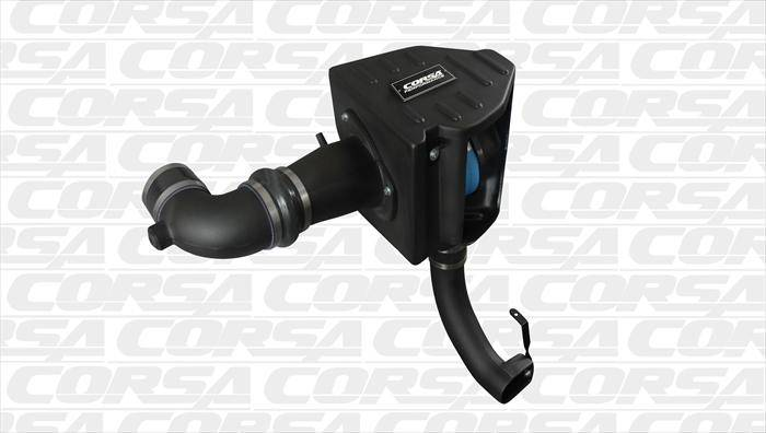Corsa Cool Air Intake: 300 / Charger / Challenger SRT8