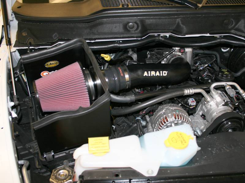 2007 Tundra Engine Diagram Airaid Cold Air Intake Dodge Ram 5 7l Hemi 2006 2008