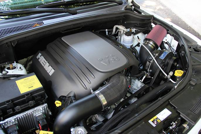2004 4x4 Ford F 150 Fuse Box Diagram Procharger Supercharger Kit Jeep Grand Cherokee 5 7l Hemi