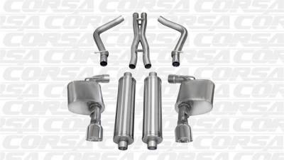 Chrsyler 300 Exhaust System