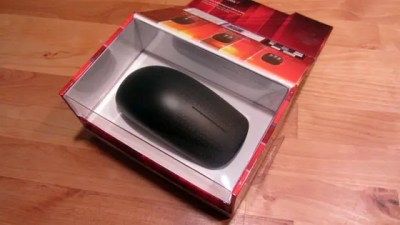 Wireless mouse from Microsoft