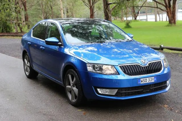 The All New SKODA Octavia