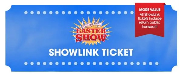 It's a 2014 Royal Easter Show Giveaway