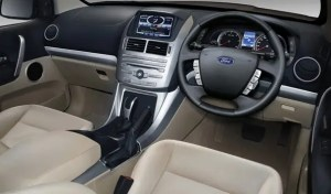 Ford Territory Drivers Seat 2