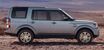 The Land Rover Discovery. Or Disco as it's more affectionately known.