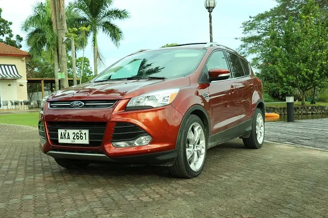 Ford Escape Kuga SUV Philippines