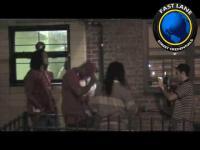 Waka Flocka Flame Feat. Ra Diggs & Uncle Murda – LIVE BY THE GUN (Video Shoot)