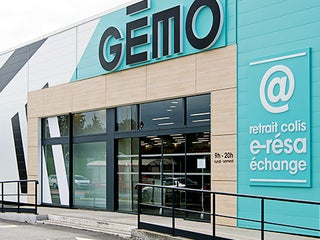clothes shop gemo nearby pithiviers in