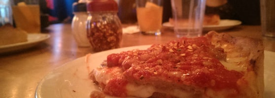 Pizza Spinach Malnatis Lou