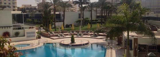 Hotel Mercure Cairo Le Sphinx Hotel In Al Haram