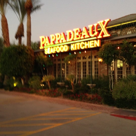 Pappadeaux Seafood Kitchen  Seafood Restaurant in Phoenix