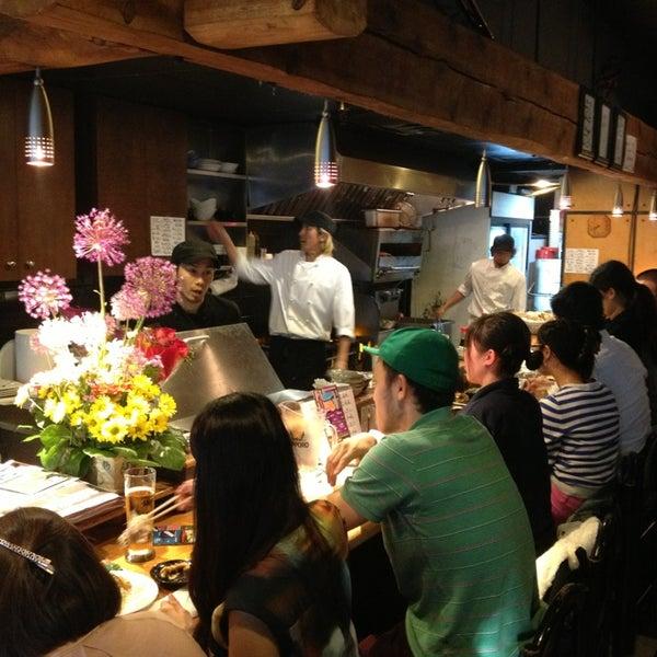 Japanese Restaurant West End
