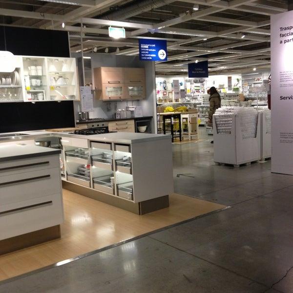 Ikea Via Sergio Fraccalanza 1