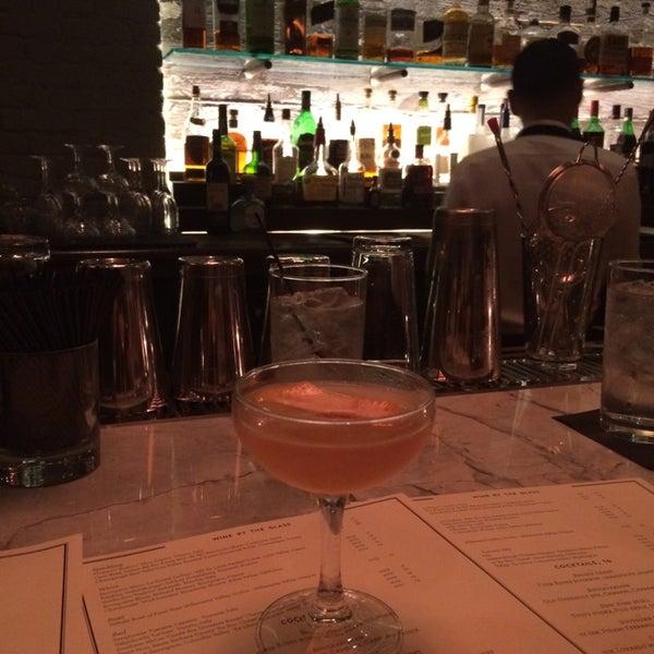 The Milling Room  Restaurante americano en New York