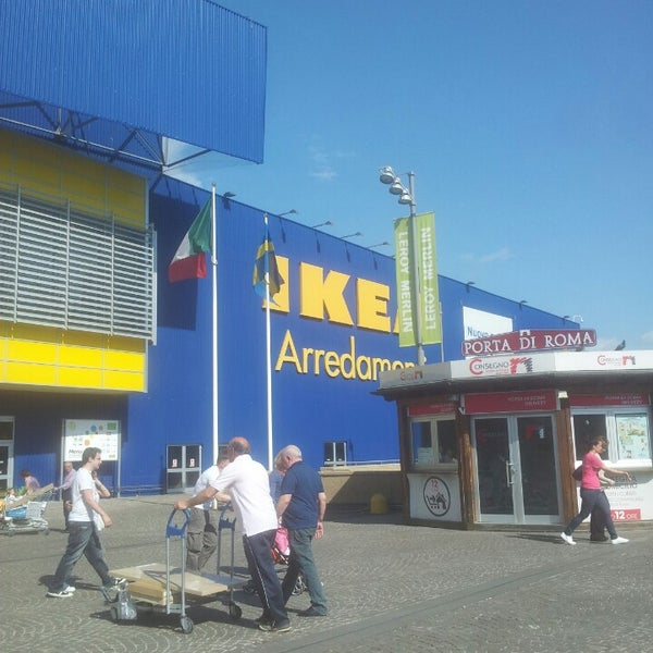 Photos At Ikea Via Casale Redicicoli 501