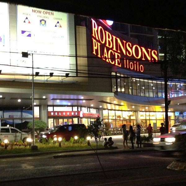 Robinsons Place Iloilo - Shopping Mall