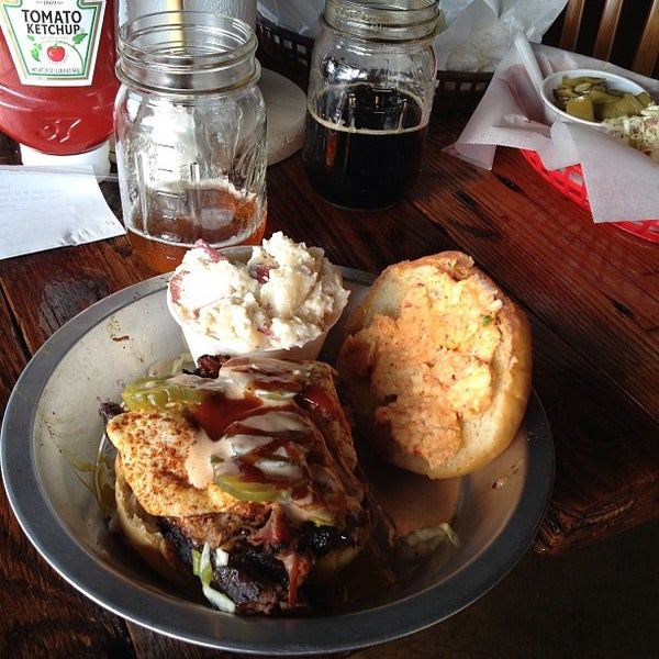 Edleys East  BBQ Joint in Historic Edgefield