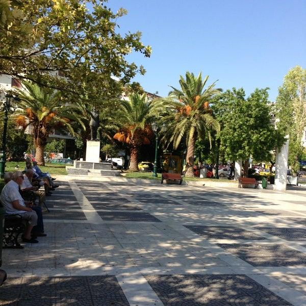 Πλατεία Δαβάκη (Davaki Square) - Χαροκόπου - Καλλιθέα, Αττική