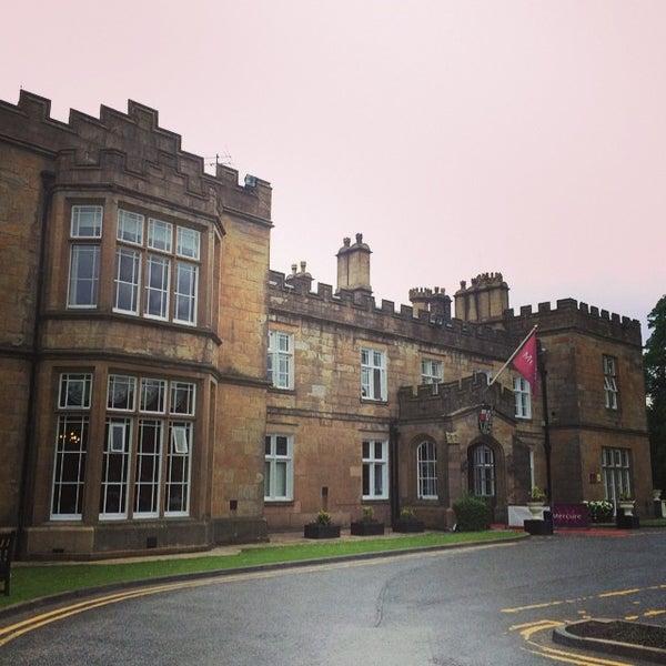 Photos At Mercure Dunkenhalgh Hotel Spa Hotel In Blackburn