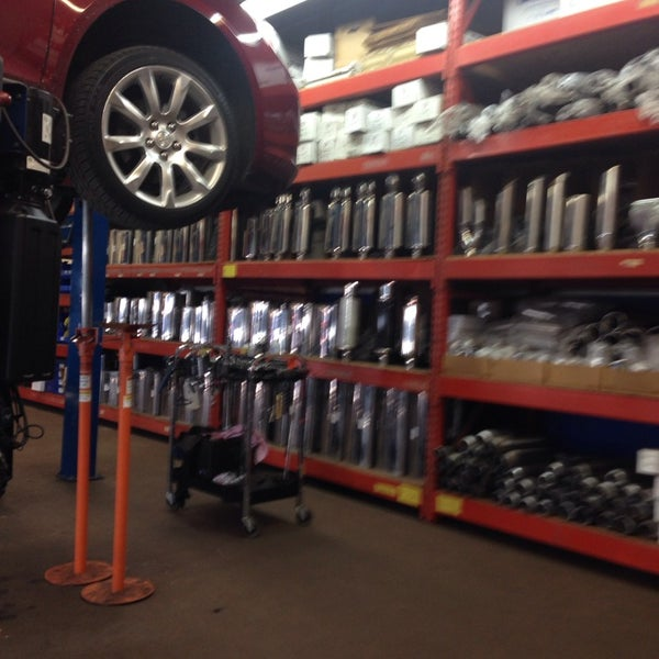 lou s custom exhaust now closed
