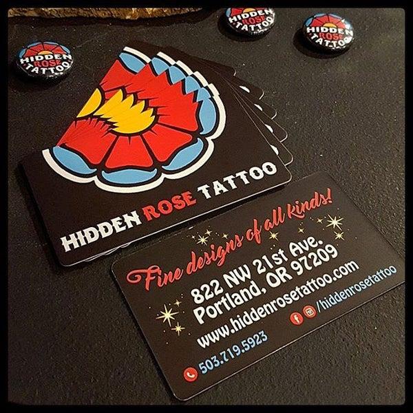 hidden rose tattoo northwest