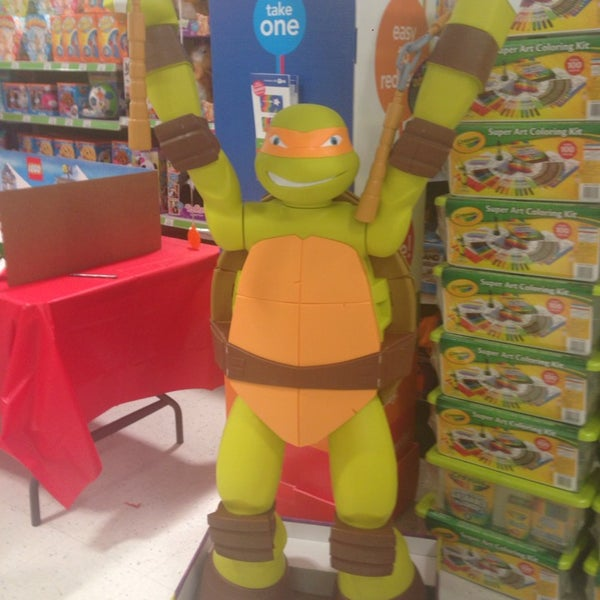 ninja turtle chair toys r us costco dining covers photos at now closed toy game store photo taken quot by carm