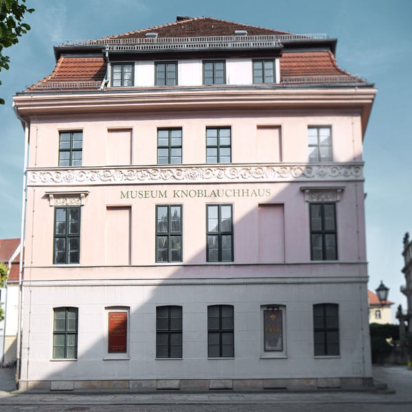 Museum Knoblauchhaus - Museo en Mitte