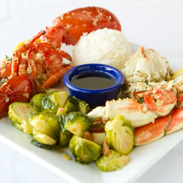Seafood Restaurant San Francisco Fishermans Wharf