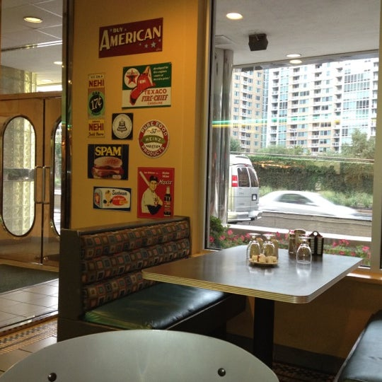 Photos At National Diner Restaurant In Holiday Inn National
