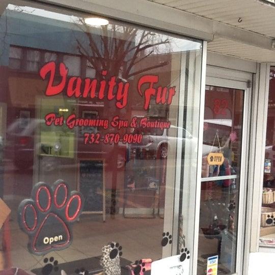 vanity fur pet grooming spa boutique