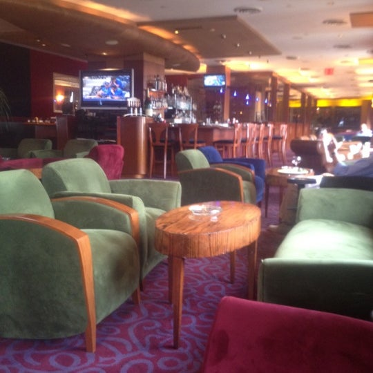 Grand Havana Room  Lounge in New York